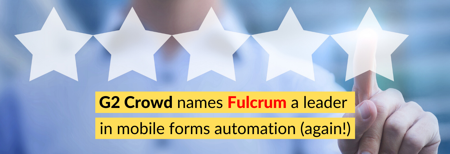 G2 Crowd Names Fulcrum a Leader in Summer 2020 Grid Report