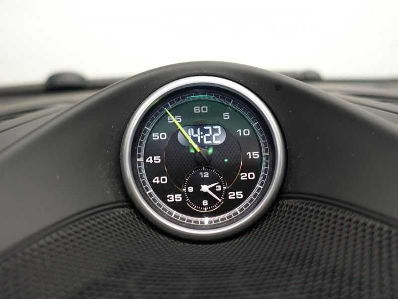 Porsche Cayenne 3.0 S E-Hybrid Sport Chrono Plus 334pk Aut, Pano, Leer, Camera, Full! afbeelding 19