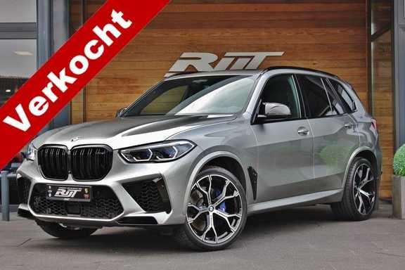 BMW X5 M Competition 4.4 V8 626pk **Pano./ACC/Elek.Trekhaak/HUD/Softclose**