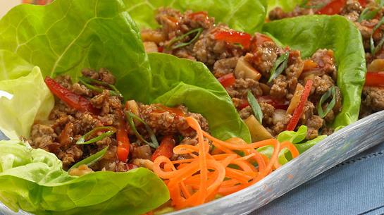 Lettuce Wrap Ups
