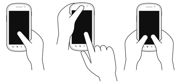 Navigering i mobilen