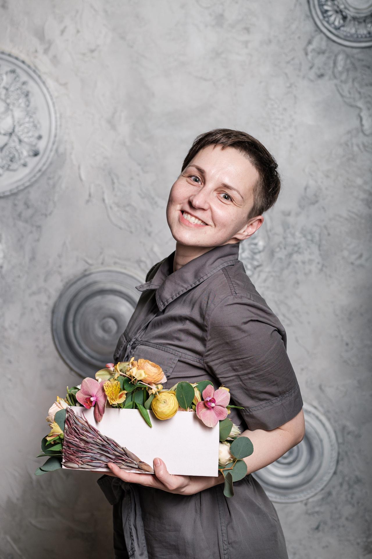 работа выпускницы школы роза азора