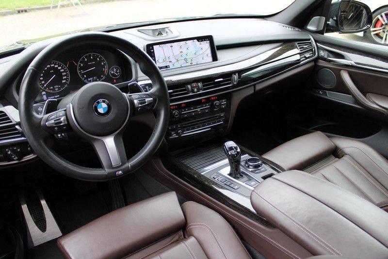 BMW X5 xDrive50i High Executive Pan.dak, Surr. view afbeelding 4