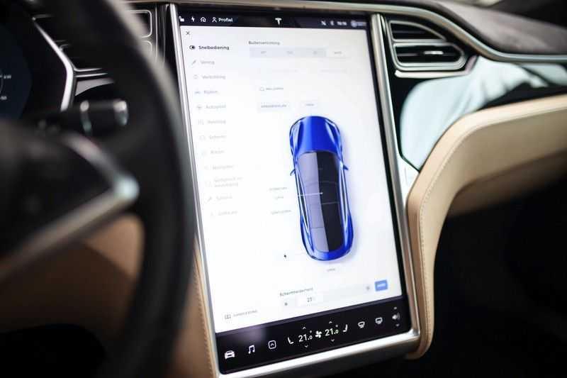 """Tesla Model S 85D Base *Pano / 21"""" / Prijs ex. BTW* afbeelding 13"""
