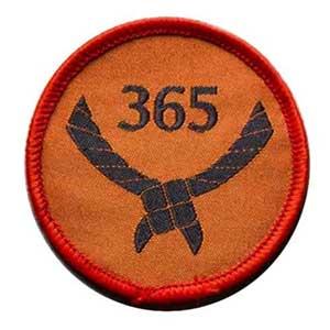 Spejd365 spejdermærke