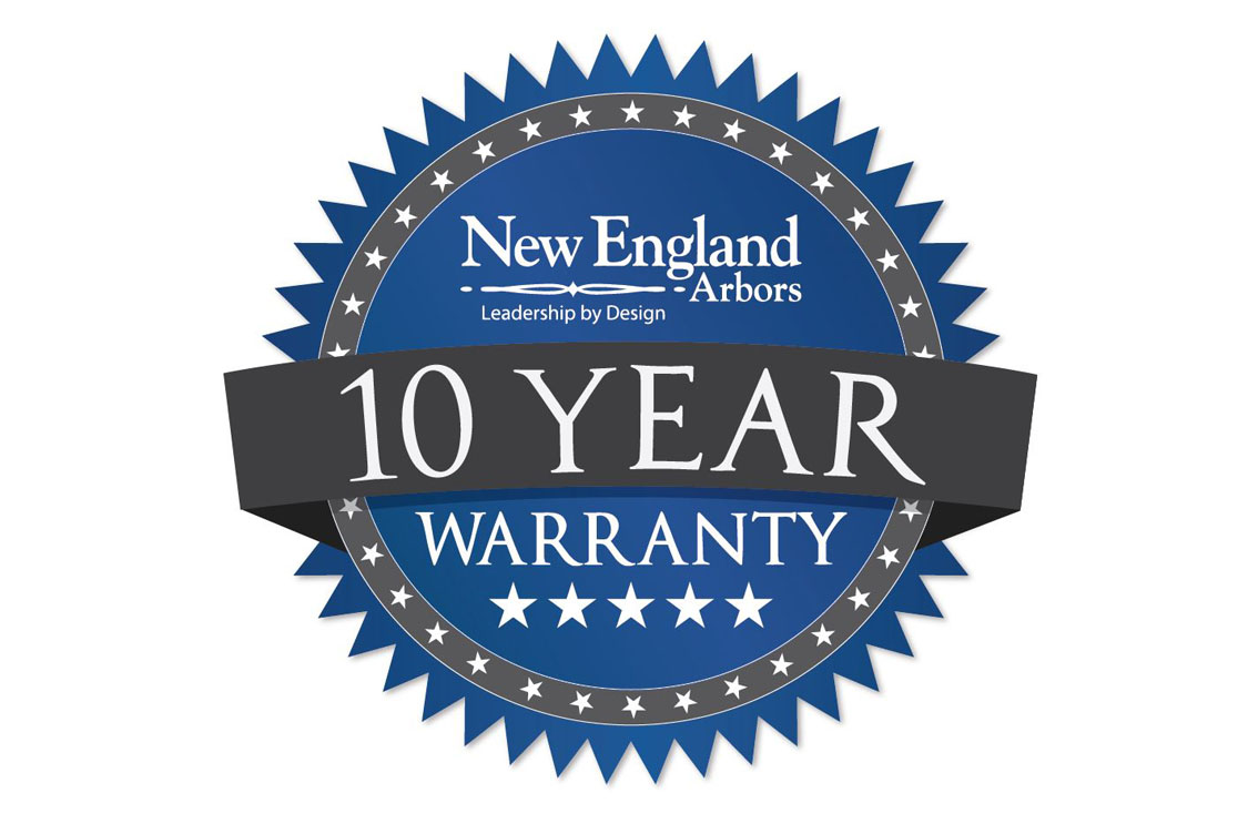 10 Year Wood Composite Warranty