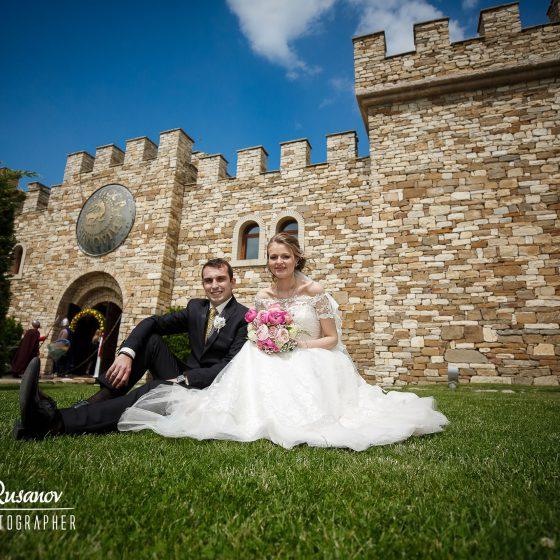 Сватбата на Таня и Стефан