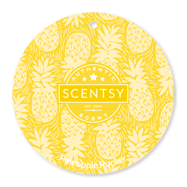 Picture of Pineapple Pucker Scent Circle