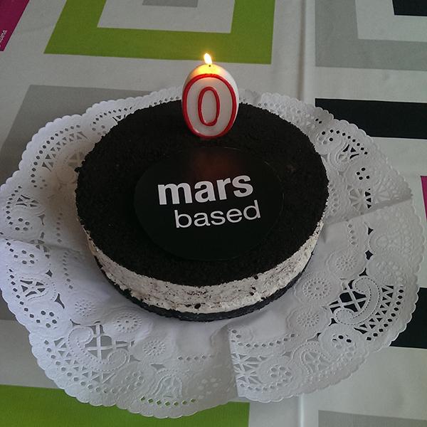 The Mars Cake
