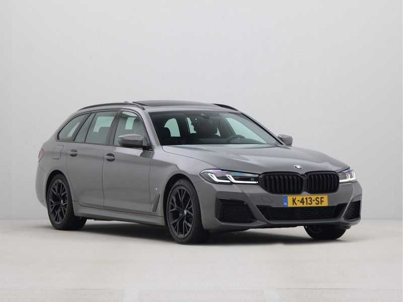 BMW 5 Serie Touring 520i High Executive M-Sport Automaat afbeelding 5