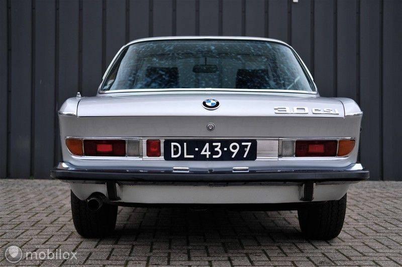 BMW 3.0 CSi coupé | Handgeschakeld | Gerestaureerd afbeelding 5