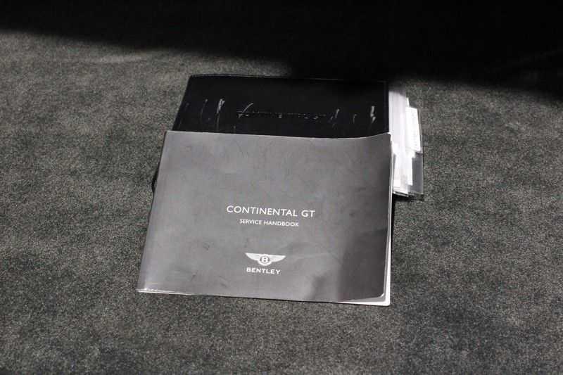 Bentley Continental GT 6.0 W12 Mulliner afbeelding 14