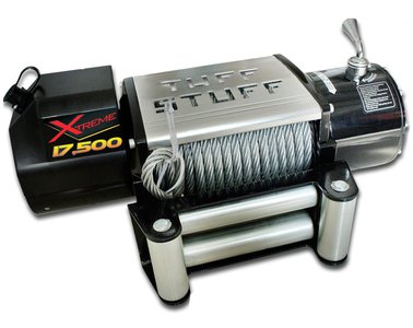 Tuff Stuff Xtreme 17,500 lb. Winch, Steel TS-17500-XT 17500 lb winch