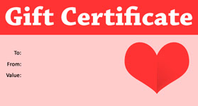 Gift Certificate Template Valentines 04