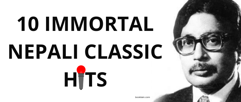 Immortal Nepali classic songs - cover image