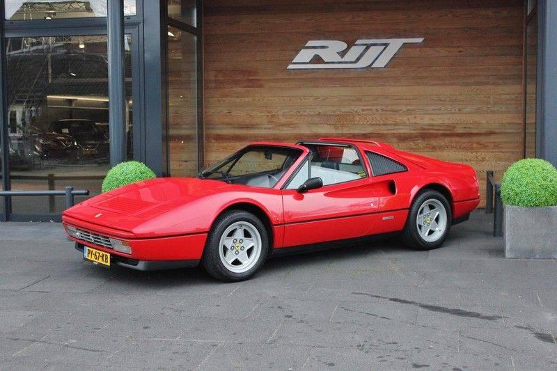 Ferrari 328 GTS Quattrovalvone 3.2 V8 270pk NL Auto afbeelding 19