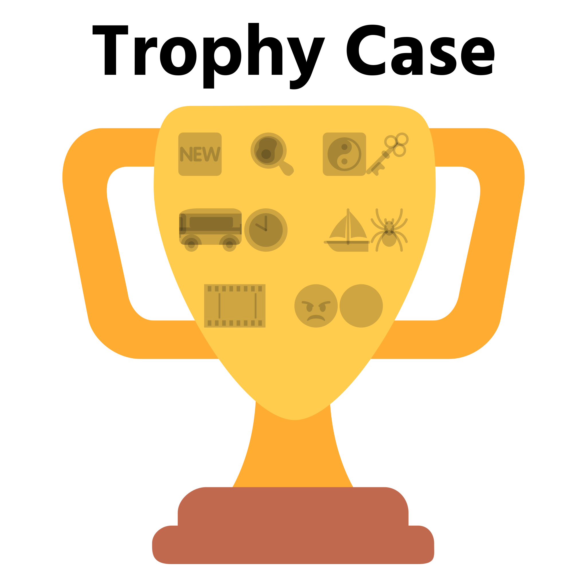 Emoji Riddles™: Trophy Case by Sidework AI
