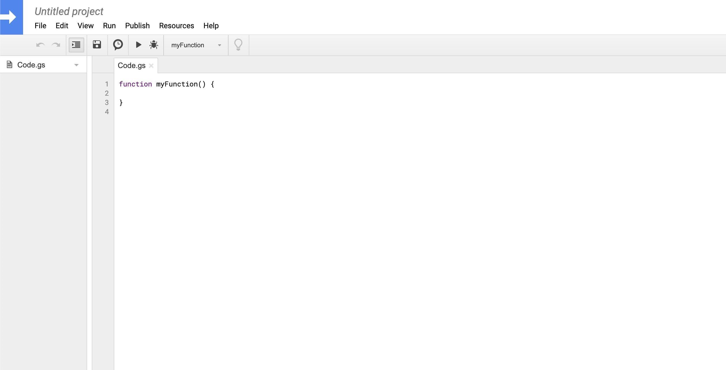 Web code editor image