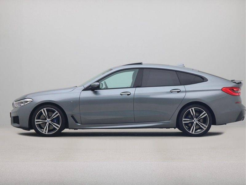 BMW 6 Serie Gran Turismo 640i High Executive M-Sport afbeelding 12