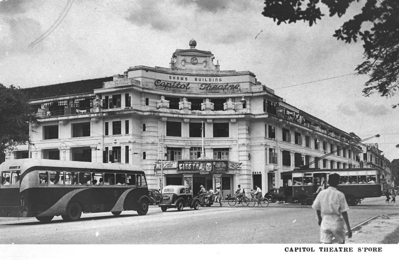 Capitol Theatre, 1947