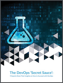 DevOps Secret Sauce ebook