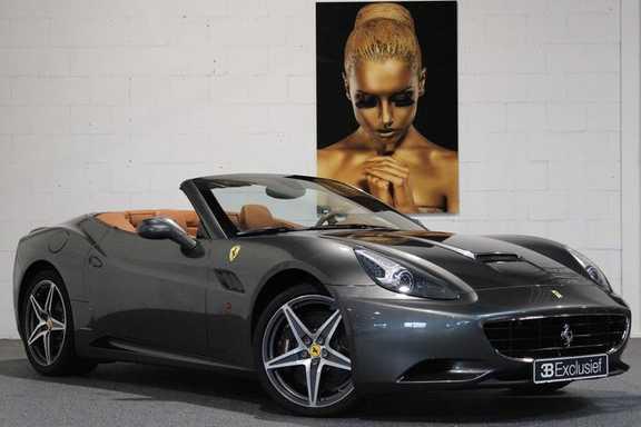 Ferrari California 4.3 V8 HELE Kroymans geleverd