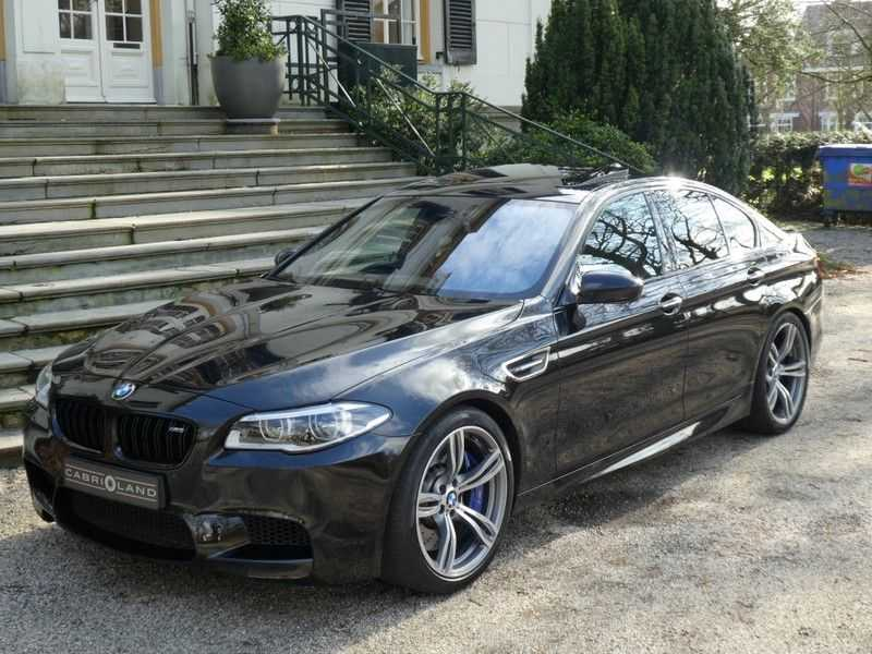 BMW M5 Competition Package afbeelding 7