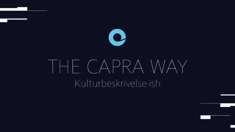 The Capra Way