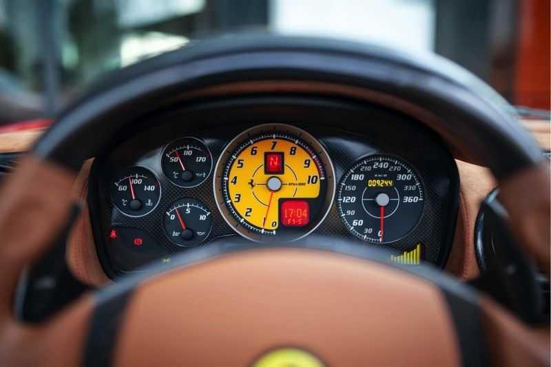 Ferrari F430 4.3 V8 Scuderia Spider 16M afbeelding 4