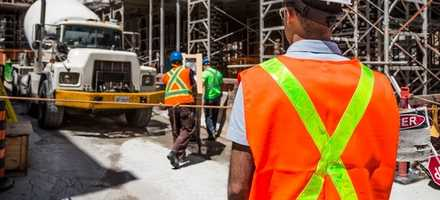 Safety and Sustainability First: How to Organise a Building Site