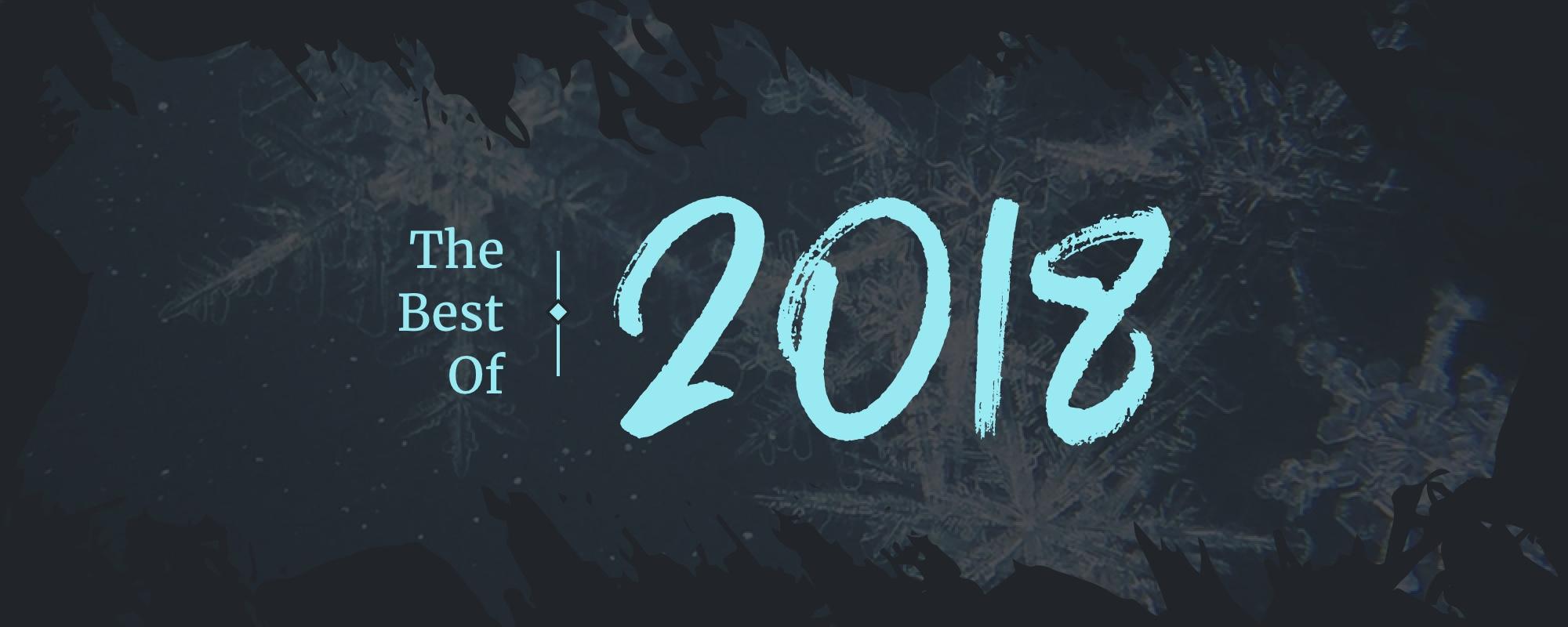 Best of 2018.