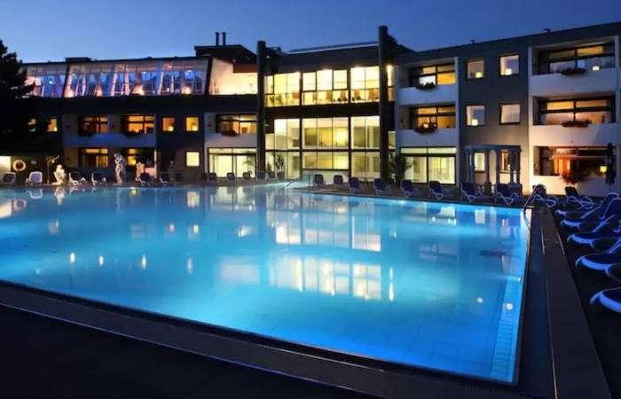 Hotel Des nordens pool