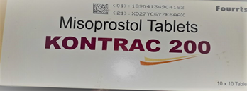 Kontrac Abortion Pill
