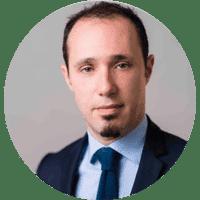 Dr. Gabriele Sabato's Headshot