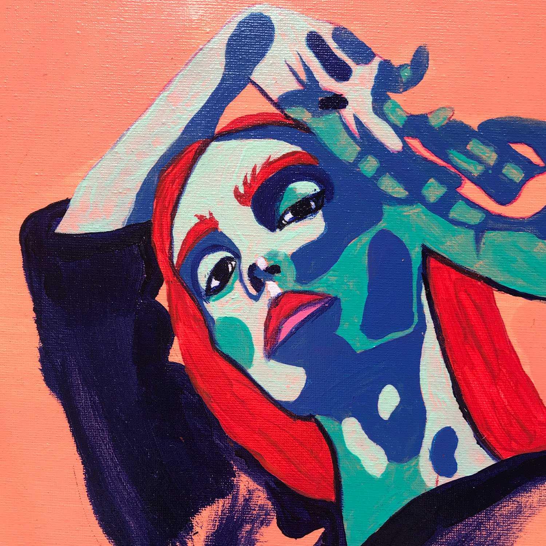 'Anine' Original Painting