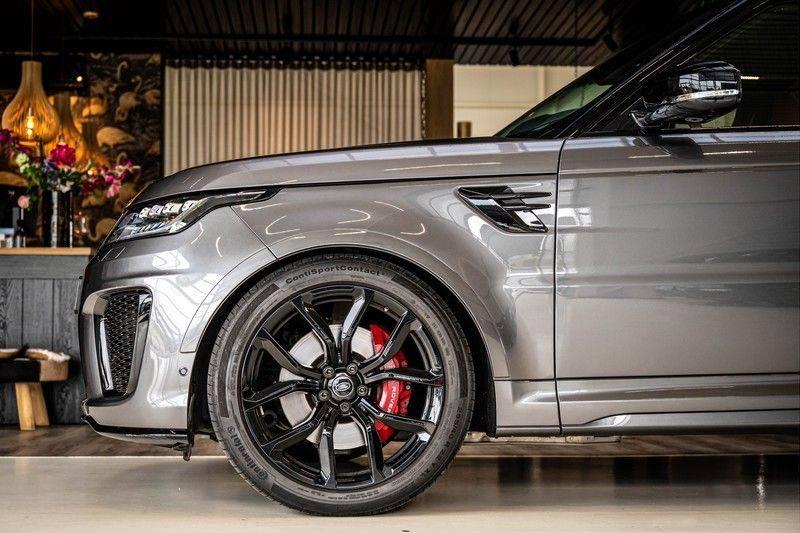 Land Rover Range Rover Sport P575 SVR | Panorama | Stoelkoeling | HUD | Carbon afbeelding 21