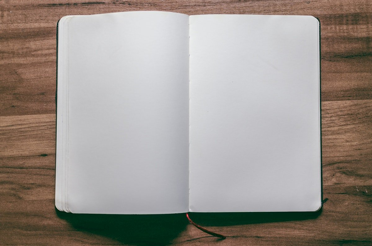 """""""Blank page"""""""