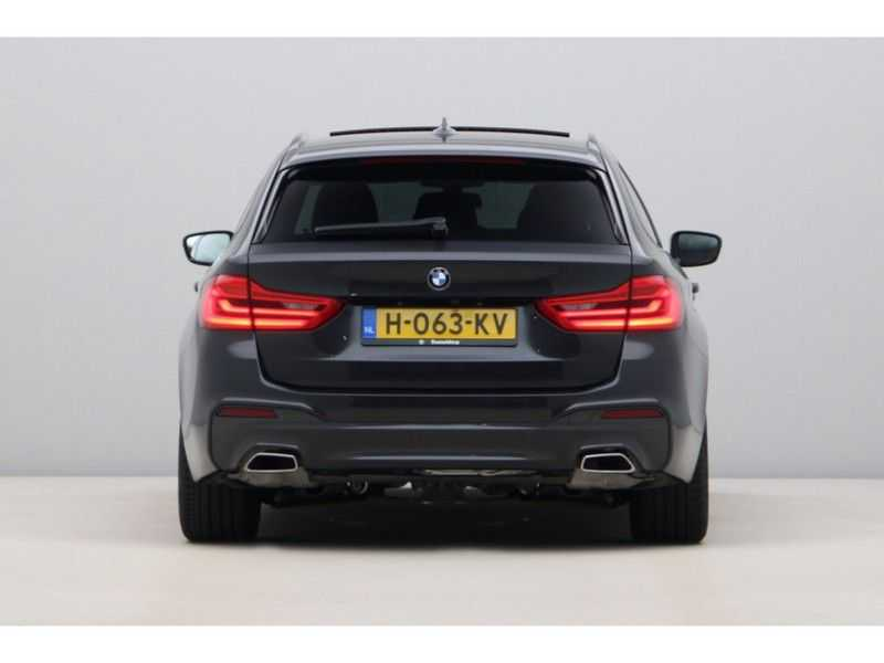 BMW 5 Serie Touring 520i High Executive Edition afbeelding 2