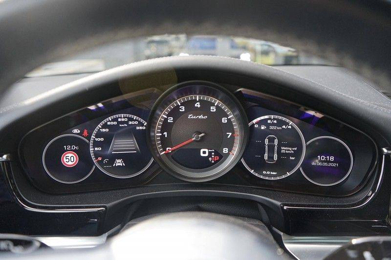 Porsche Panamera 4.0 Turbo Bose, Sportdesign, Pano, Rear seat entertainment afbeelding 8