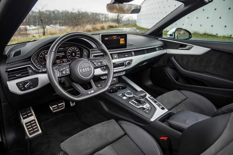 Audi A5 Cabriolet 3.0 TFSI S5 quattro | 354PK | Hoofdruimte verwarming | Trekhaak | Virtual Cockpit | Matrix LED | Camera afbeelding 15