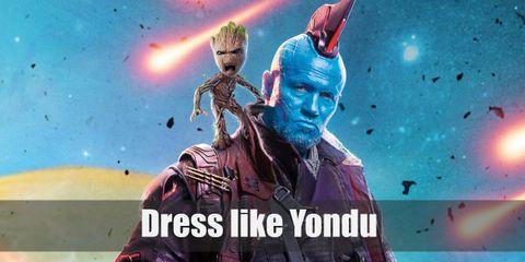 Dress Like Yondu (Guardians of the Galaxy) Costume