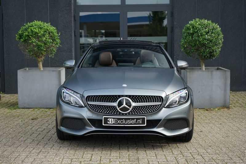 Mercedes-Benz C-Klasse Coupé 300 Prestige afbeelding 6