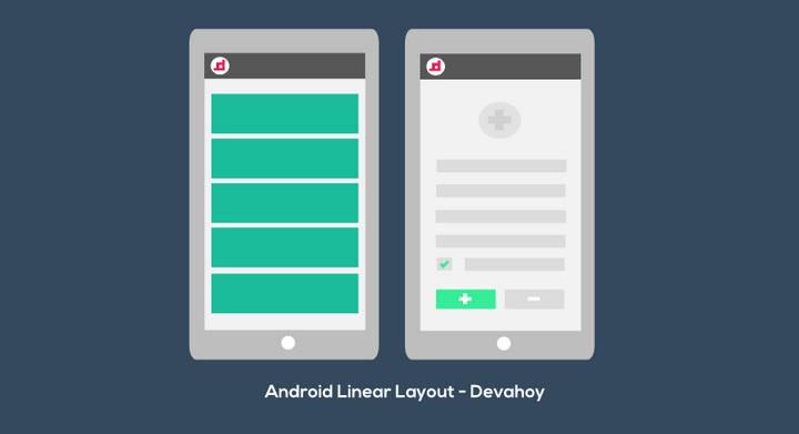 Android Design - Linear Layout คืออะไร? + สอนวิธีใช้