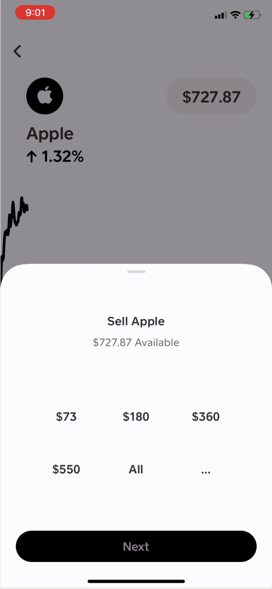 Cash App Drawer