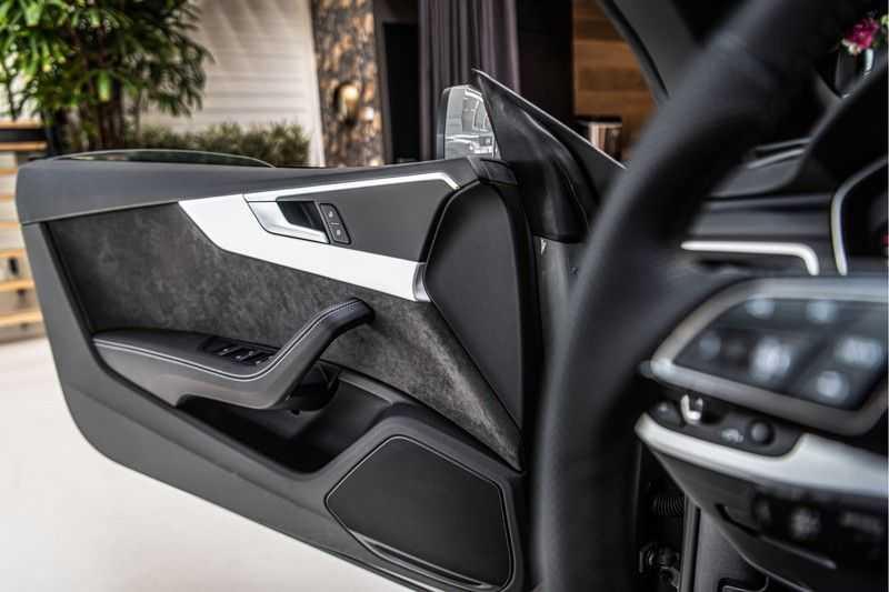 Audi A5 Cabriolet 45 TFSI Sport | S Line | Tour | Sportstoelen | Matrix Led afbeelding 12
