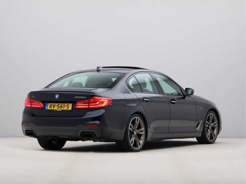 BMW 5 Serie M550d xDrive High Executive . afbeelding 11