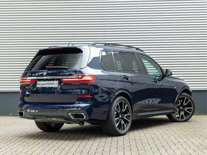 BMW X7 xDrive40i High Executive - M-Sport - Trekhaak - 7-Zits - ACC afbeelding 2