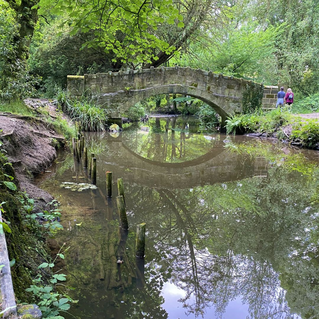 Meanwood Park Meanwood Beck