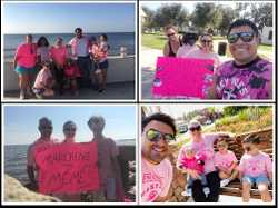 Ultimate Medical Academy Gathers Nation's Largest Making Strides Against Breast Cancer Team for 2nd Straight Year