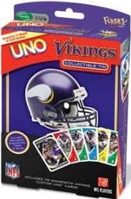 Minnesota Vikings Uno